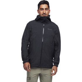 Black Diamond Highline Stretch Shell Jacket Men, black